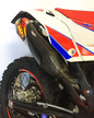 P3 Carbon Silencer Guard, 4-stroke additional picture 2