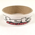 "Beta Racing 1"" x 4"" Stickers, 20/Roll"
