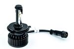 H4 7000 Lumen 10.0 LED Headlight Bulb