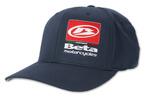 "Beta ""Block"" hat, navy"