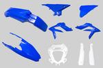 Complete Plastic Kit, Blue, X-Trainer