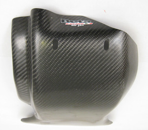 P3 Carbon Skidplate, 4-Stroke picture