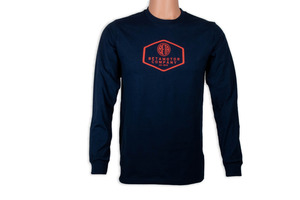 Beta Motor Long Sleeve, Navy picture