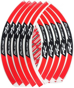 Race Edition Rim Decals, 2019 picture