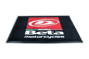 Beta Motorcycles Floor Mat picture