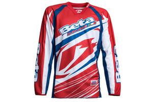 Beta Racing Enduro Jersey picture