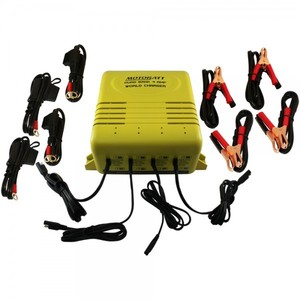MotoBatt 4 Bank 12V/4.0A Charger/Maintainer picture