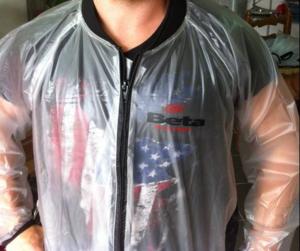 Beta Racing Rain Jacket picture
