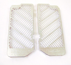 Bullet Proof Radiator Guards, 125 RR picture