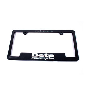 Beta License Plate Frame picture
