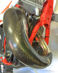 P3 Carbon Pipe Guard, 125 RR additional picture 2
