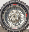 Beta Rim Decal Set, Red or Black additional picture 3